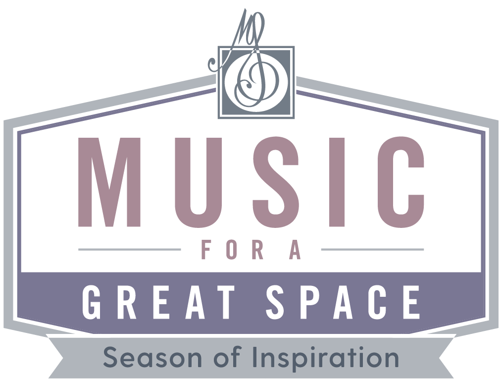 Music for a Great Space logo