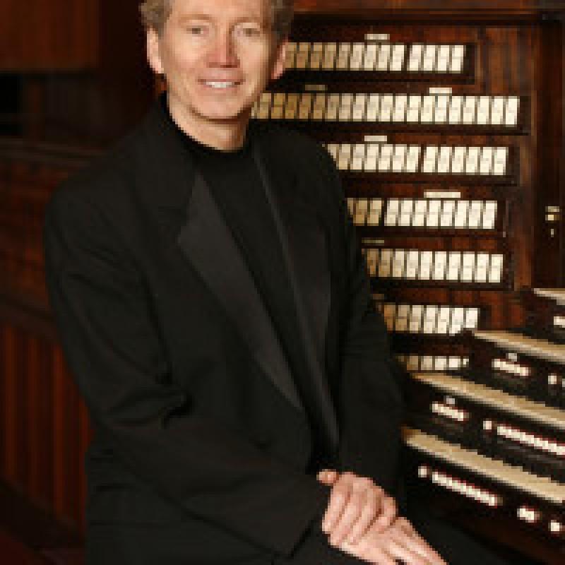 MGS Presents Gordon Turk, Organ poster image