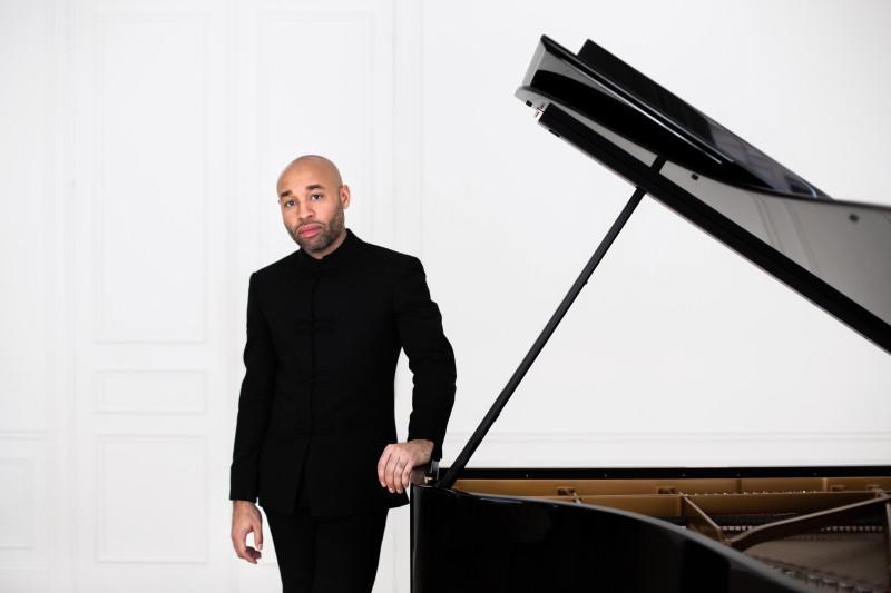 MGS Presents Aaron Diehl, piano poster image