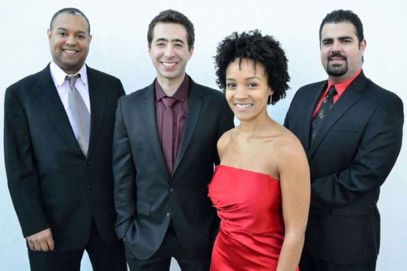 MGS Presents Harlem String Quartet poster image